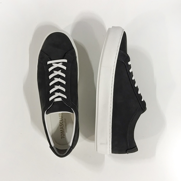 Soft suede sneakers